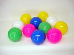 事例2:ボールプール用ボール