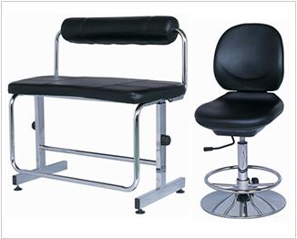 事例4:ゲームセンター用の椅子